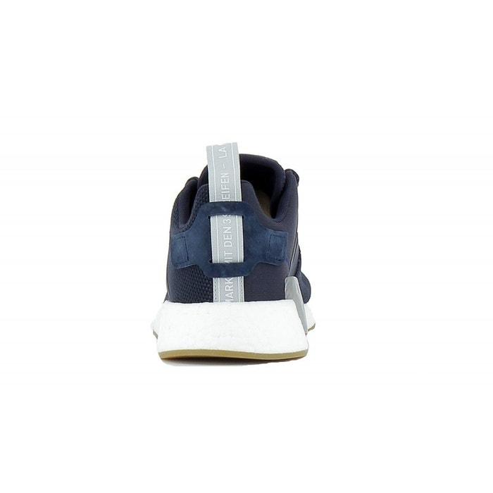 Basket adidas originals nmd r2 - by9316 bleu Adidas Originals