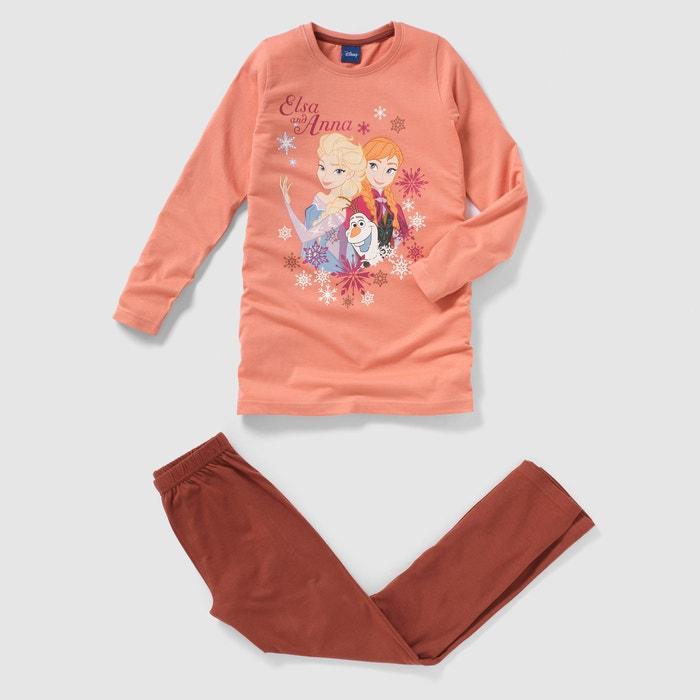Image Pyjama jersey LA REINE DES NEIGES, 2 - 12 ans LA REINE DES NEIGES