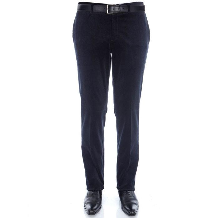 Pantalon homme fitt en velours c tel stretch bruce field - Pantalon velours cotele homme ...
