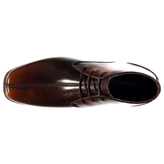 Bottes habillées marron Firetrap