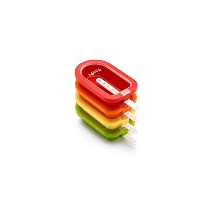 Lékué Pack de 4 glaces empilables Classic  LEKUE image 0