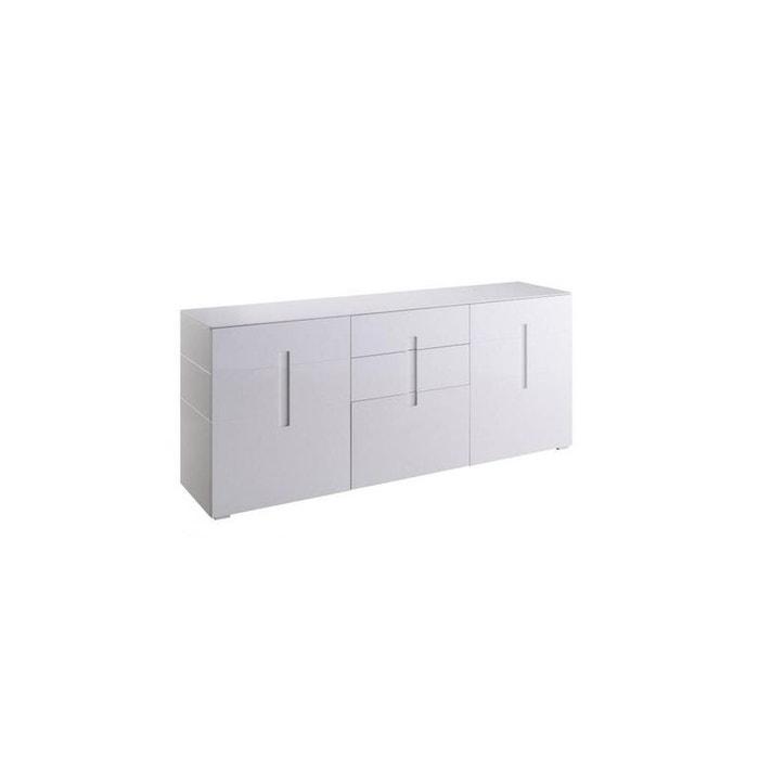 Buffet blanc design | La Redoute