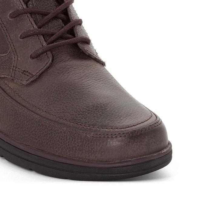 Marron Bradstreet Cuir Boots Ca1ijf Timberland ptHpRfn