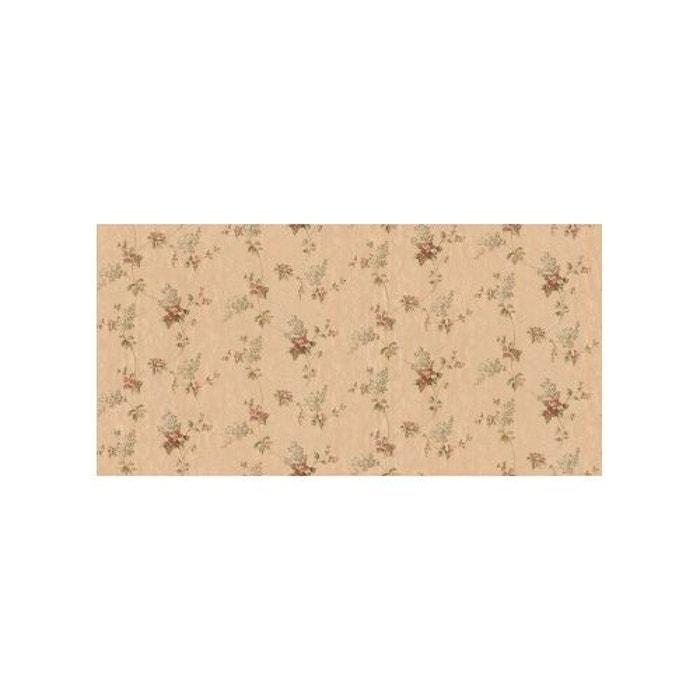 papier peint esprit floral taupe home maison la redoute. Black Bedroom Furniture Sets. Home Design Ideas