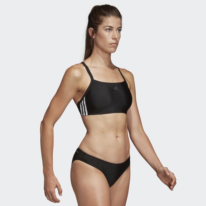 6d83b17d4c90 Biquíni para piscina preto Adidas Performance | La Redoute