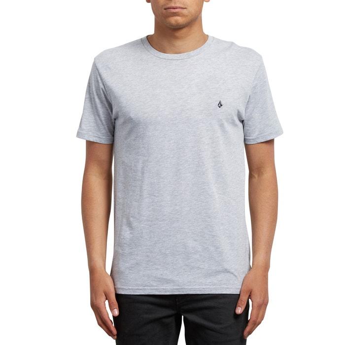 T-shirt con scollo rotondo tinta unita, maniche corte  VOLCOM image 0