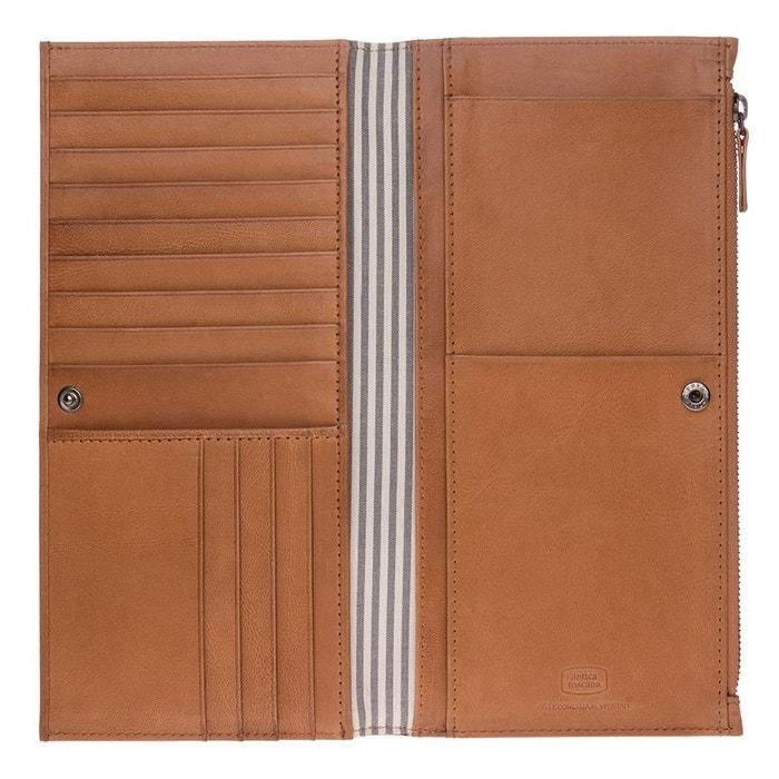 Antica toscana portefeuille pour femme très spacieux long en cuir véritable avec bouton zip porte Pas Cher 2018 Pas Cher À La Recherche De À Prix Pas Cher rDVBxKf1o