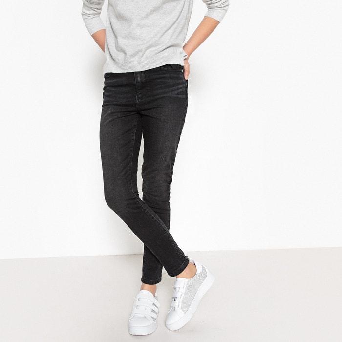 Jeans slim vita alta 10-16 anni  La Redoute Collections image 0
