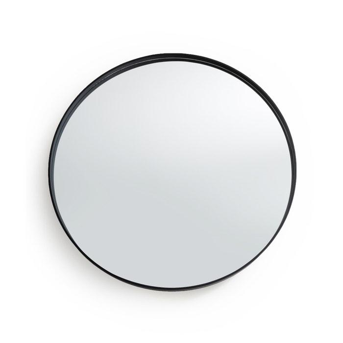 Alaria Round Mirror 100cm Diameter, Simple Round Mirror