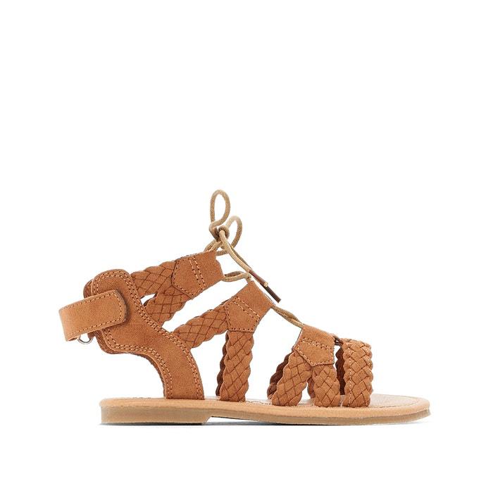 kinder elegante Form Promo-Codes Gevlochten sandalen 28-39