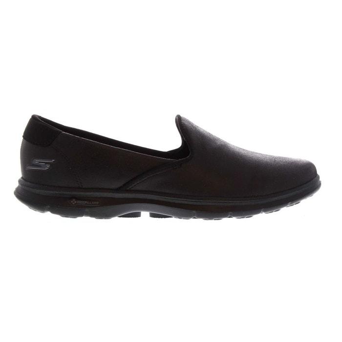 Chaussures de sport à enfiler noir/noir Skechers Large Éventail De Vente Pas Cher Explorer À Prix Pas Cher Officiel À Vendre 9Xmt5Mm9