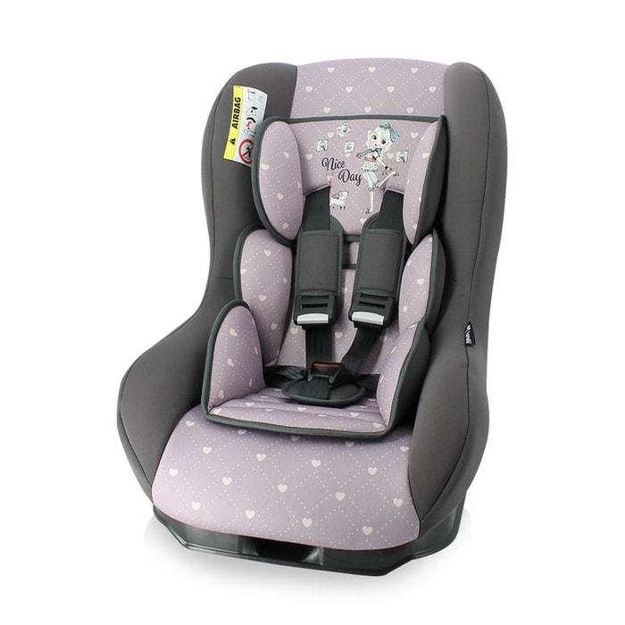 Siège auto bébé beta plus groupe 0 1 (0-18kg) violet Lorelli   La Redoute 8fbdf9a2579a