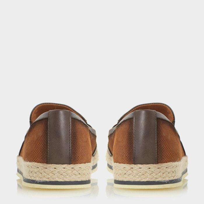 Espadrille slip on shoe - brie Bertie