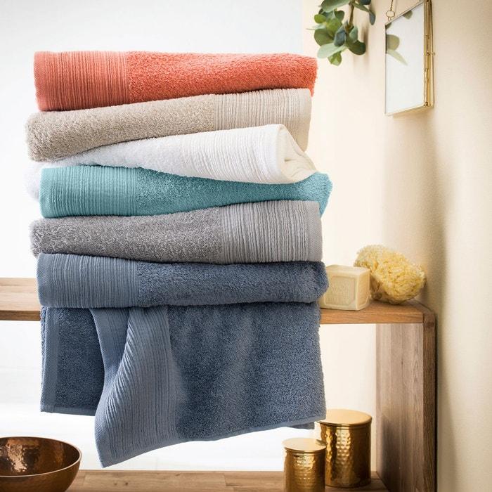 Imagem Toalha de banho lisa em turco algodão bio SCENARIO