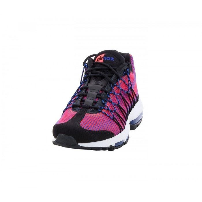 Basket nike air max 95 ultra jacquard - 749771-406 noir Nike