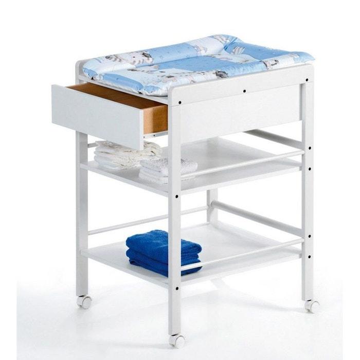 table a langer en bois lotta blanche geuther blanc geuther. Black Bedroom Furniture Sets. Home Design Ideas