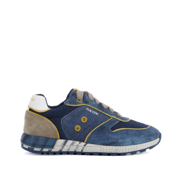 ahorre hasta 60% amplia selección disponible Zapatillas alben azul/beige Geox | La Redoute