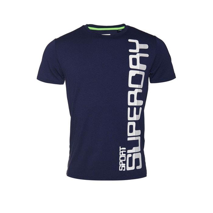 Professionnel De Jeu Acheter Amazon Pas Cher T-shirt chiné BionicSuperdry Payer Avec Visa À Vendre bQnnej