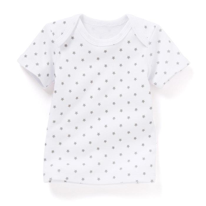 Image Lot de 3 T-shirts imprimés 0 mois - 3 ans La Redoute Collections