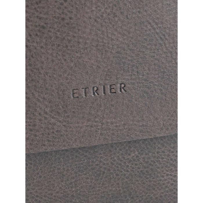 d354a021b2 Besace business 1 compartiment Etrier | La Redoute