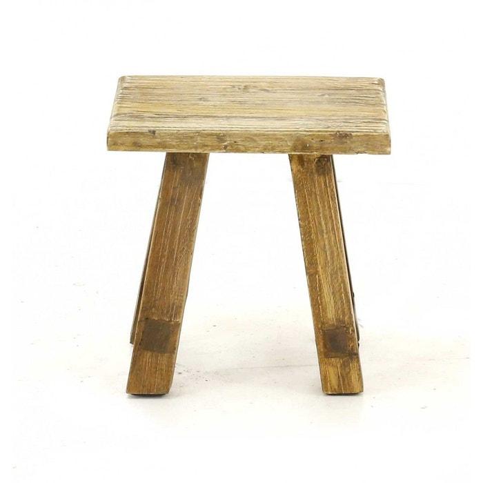 banc bois recycl rustique noldor couleur unique zago la redoute. Black Bedroom Furniture Sets. Home Design Ideas
