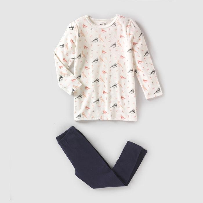 Image Pyjama de Noël velours 2 - 12 ans abcd'R