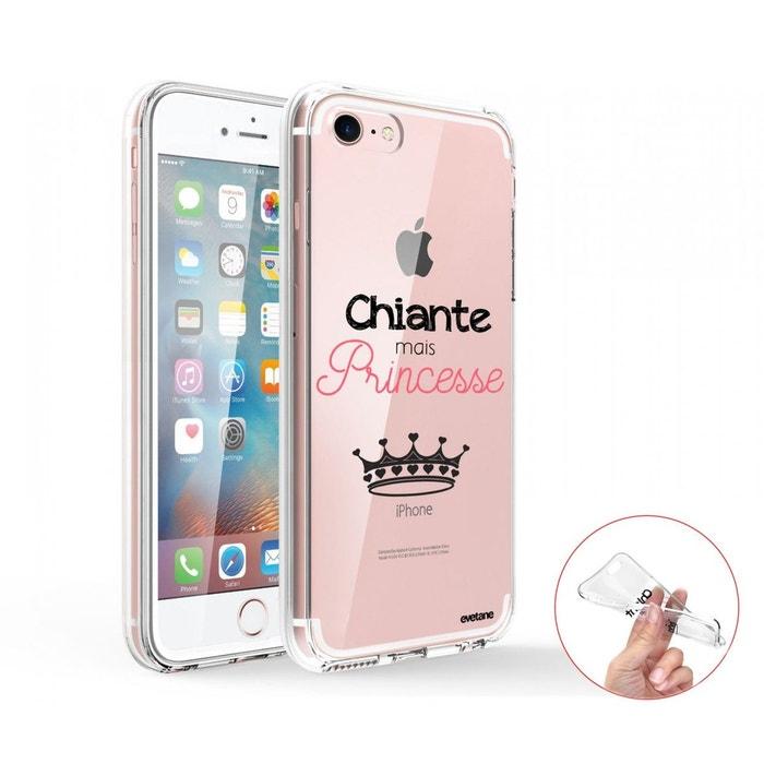 coque iphone 8 transparent drole