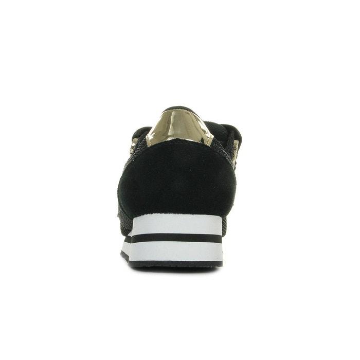 Baskets femme linea stella dis 3 noir, doré Versace