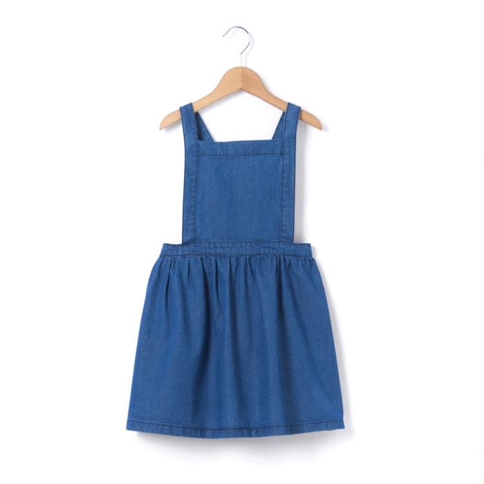 Image Denim Pinafore Dress, 3-12 Years R essentiel
