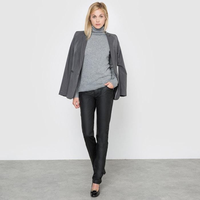 Image Jeans slim stretch vita normale lunghezza 34 R essentiel