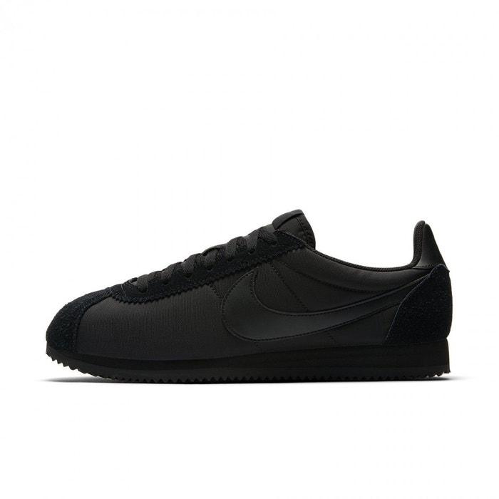 Basket nike classic cortez nylon - 807472-007 noir Nike