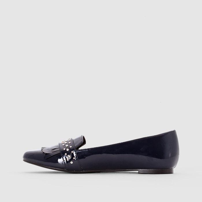flecos Mocasines Collections solapa con La de Redoute estilo slippers xBFRwxW1Hq