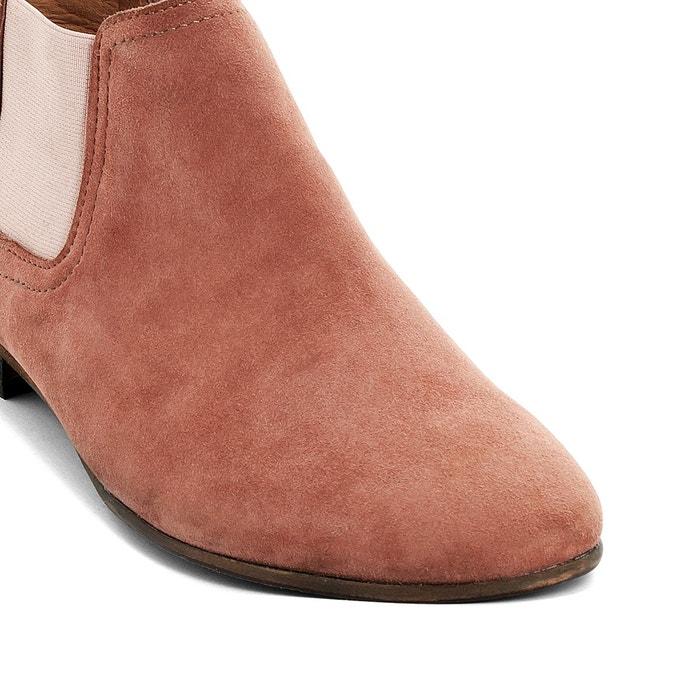 GAZETTI cuir cuir Boots KICKERS KICKERS Boots wxFdqX1O1