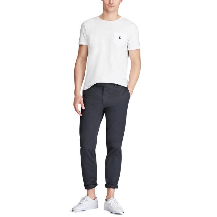 Chino slim stretch broek