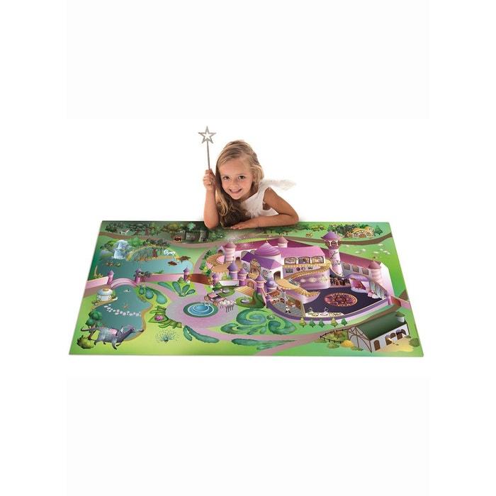 Tapis connecte princess tapis enfants par house of kids multicolore house of - Tapis enfant la redoute ...