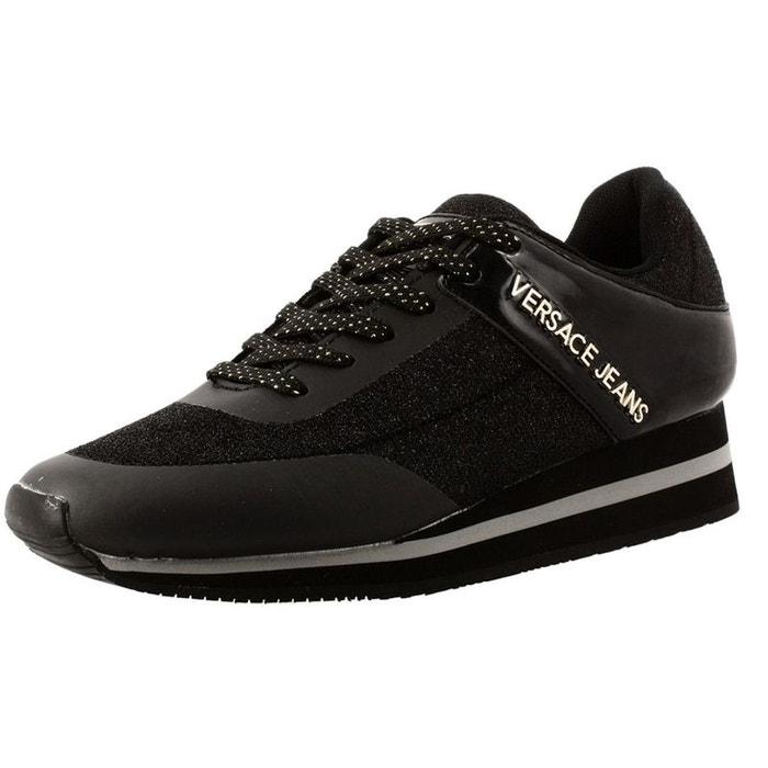 explorer abordable Baskets e0vobsb2 noir Versace A1AV7KZGn