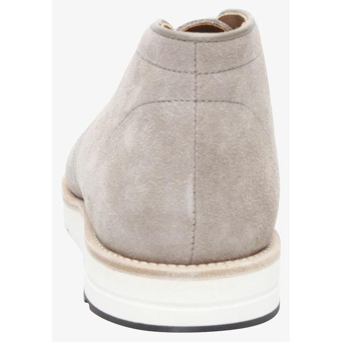 Boot derby en gris clair gris clair Shoepassion