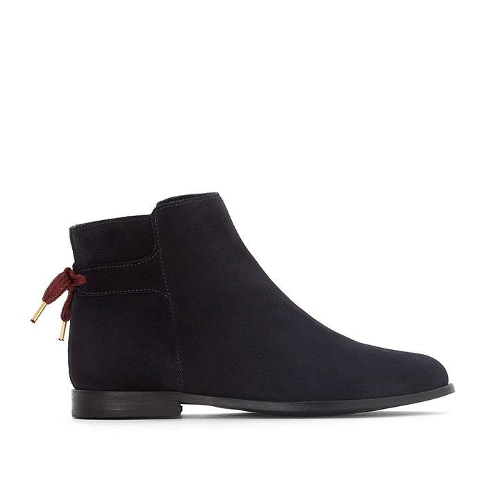 Boots détail nœud  La Redoute Collections  La Redoute