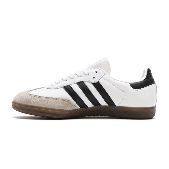 Basket adidas originals samba og - bz0057 blanc Adidas Originals