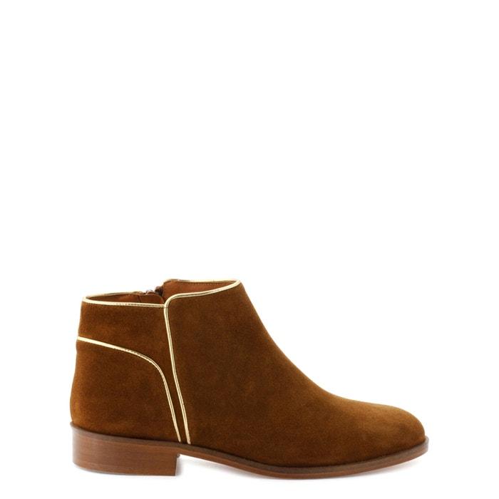 Image Boots cuir VEKYO VEL COSMOPARIS