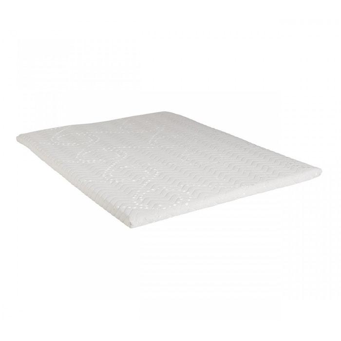 matelas pour parc b b 5 cm blanc terre de nuit la redoute. Black Bedroom Furniture Sets. Home Design Ideas