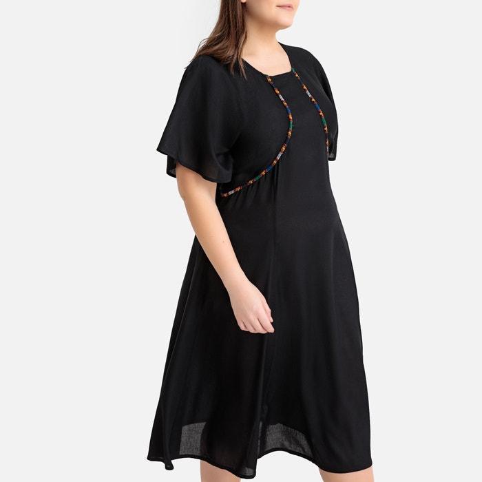 178522493e8 Robe longue en pur coton