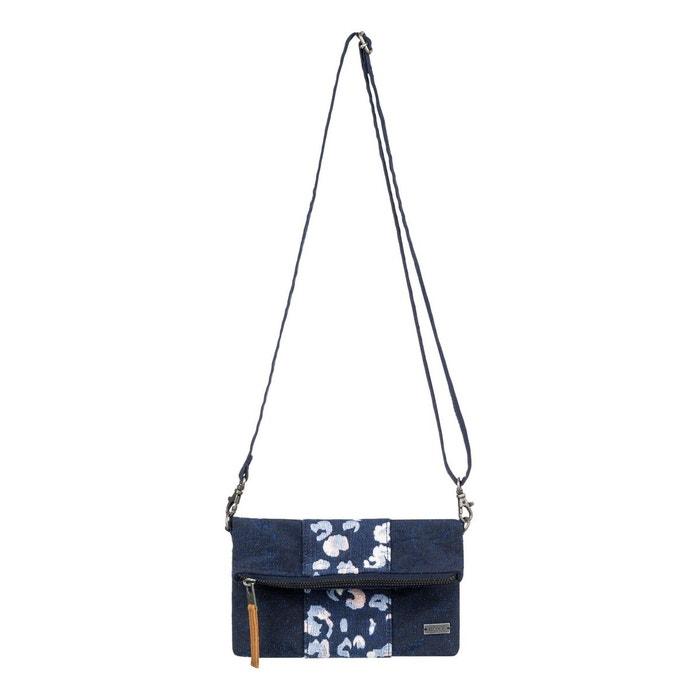 e9b0efe667 Petit sac bandoulière poetic winter bleu - dress blues Roxy | La Redoute