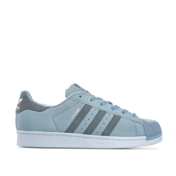 superstar bleu adidas