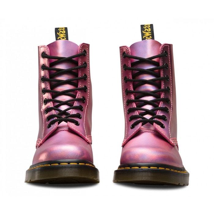 8db4cc1f42d6 Boot pascal iced metallic rose Dr Martens