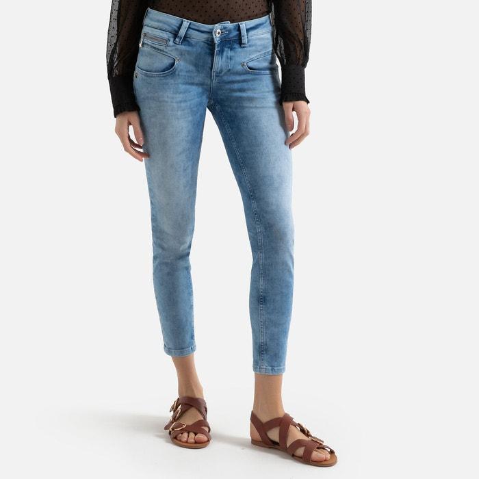 Jeans slim Alexa cropped S SDM