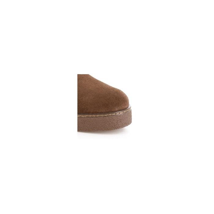 Bottines-igor marron What For