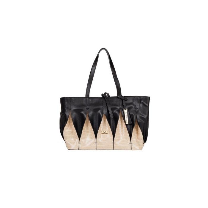 Sacs à main cuir noir modèle martina noir Versace 19.69 | La Redoute Pour Pas Cher À Vendre iCqigkyDD