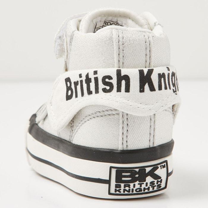 FILLES ROCO BASKETS BRITISH PETITES KNIGHTS MONTANTE q4887nWFS