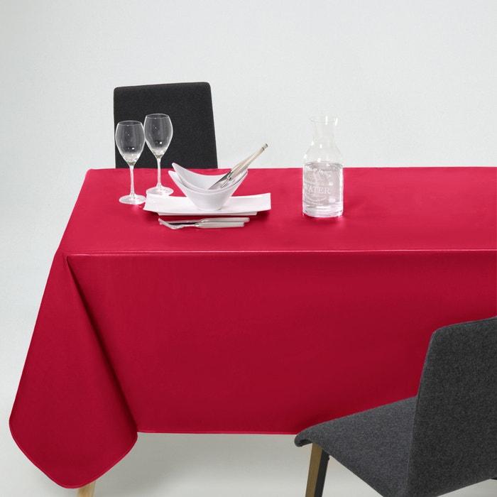 afbeelding Effen tafellaken in PVC SCENARIO